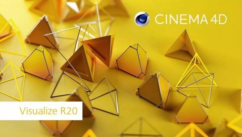 三维软件 Maxon Cinema 4D Studio R20.026 Release 多国语言正式PJ版 (含R20.028/055/059升级补丁) WIN/MAC 免费下载 - R站|学习使我快乐! - 4