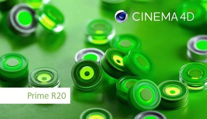 三维软件 Maxon Cinema 4D Studio R20.026 Release 多国语言正式PJ版 (含R20.028/055/059升级补丁) WIN/MAC 免费下载 - R站|学习使我快乐! - 5