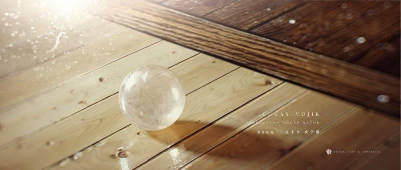 【Ligo Zhang】顶级神作来袭《引力球体》美到爆~全球创意视频库Stashmedia推荐作品  Attraction & Spherical (工程文件) - R站|学习使我快乐! - 23