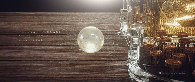 【Ligo Zhang】顶级神作来袭《引力球体》美到爆~全球创意视频库Stashmedia推荐作品  Attraction & Spherical (工程文件) - R站|学习使我快乐! - 9