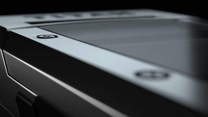 【小明】Nvidia RTX TITAN 高端显卡 产品广告动态效果临摹作品赏析 (作品分解) - R站|学习使我快乐! - 4