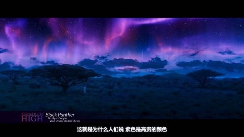 【VIP专享】中文字幕 CG&VFX 《双灯照明的崛起》Lighting Technology 自古红蓝出CP 风靡全球的风格 视频教程 - R站|学习使我快乐! - 10