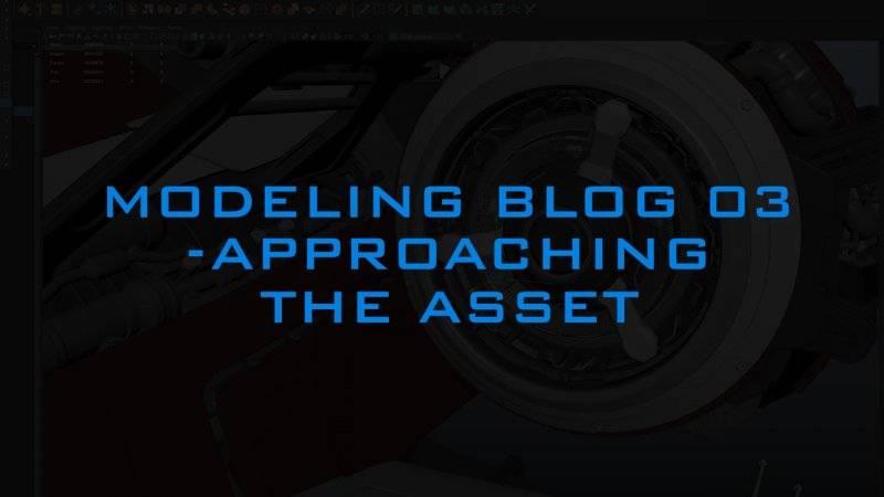 【R站AI】Modeing Blog 03 Approaching the Asset 走近资产 来自大佬 Andrew Hodgson - R站|学习使我快乐! - 1