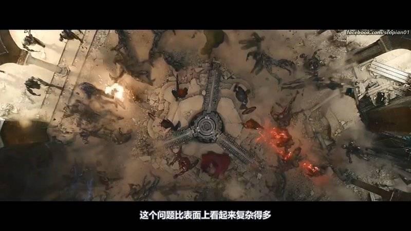 【R站译制】中文字幕 CG&VFX《漫威高端黑》为什么漫威的电影看起来很难看?视频教程 免费观看 - R站|学习使我快乐! - 7