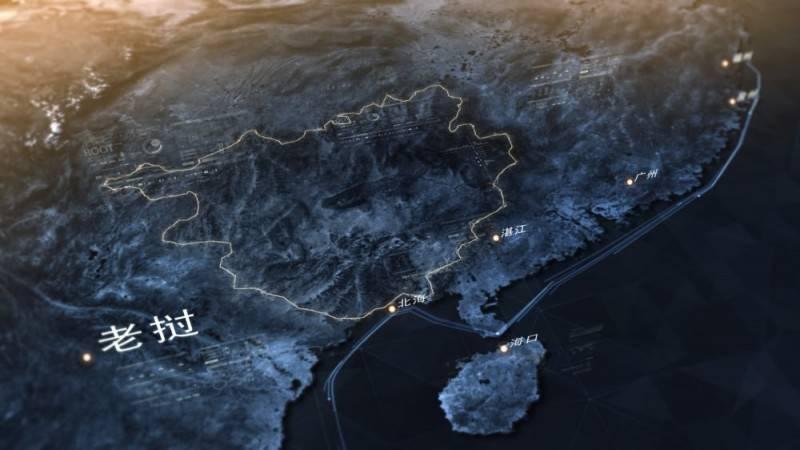 【罡渡晨星】Adobe After Effects 制作空间地图教程(共3节1.5小时讲解)视频教程 免费观看 - R站|学习使我快乐! - 3
