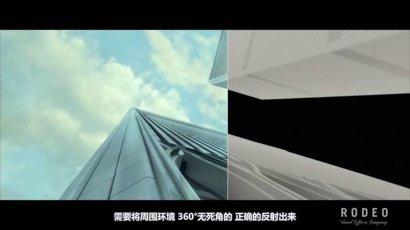 【R站译制】中文字幕 CG&VFX《云上行走》传记大片 幕后视效解析 The Walk 视频教程 免费观看 - R站|学习使我快乐! - 6