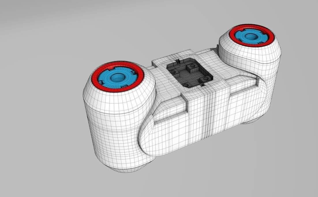 【R站洪瑞&穆他】2021钜惠《C4D电商产品建模实战宝典》第三季 硬表面细分曲面建模教程(25小时+) Hardsurface Modeling 中文视频教程 超值预售中~ - R站|学习使我快乐! - 36
