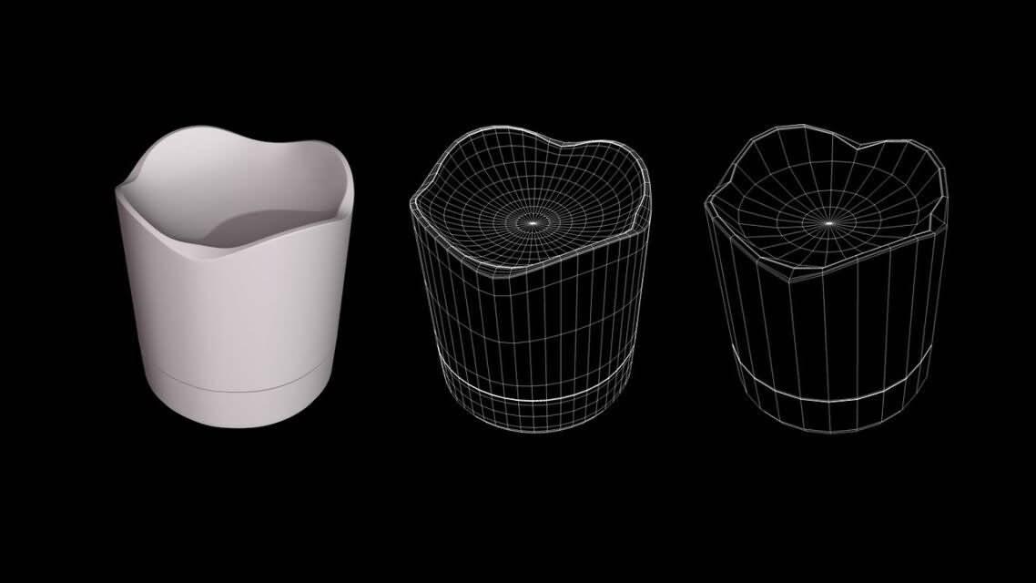 【R站洪瑞&穆他】2021钜惠《C4D电商产品建模实战宝典》第三季 硬表面细分曲面建模教程(25小时+) Hardsurface Modeling 中文视频教程 超值预售中~ - R站|学习使我快乐! - 33