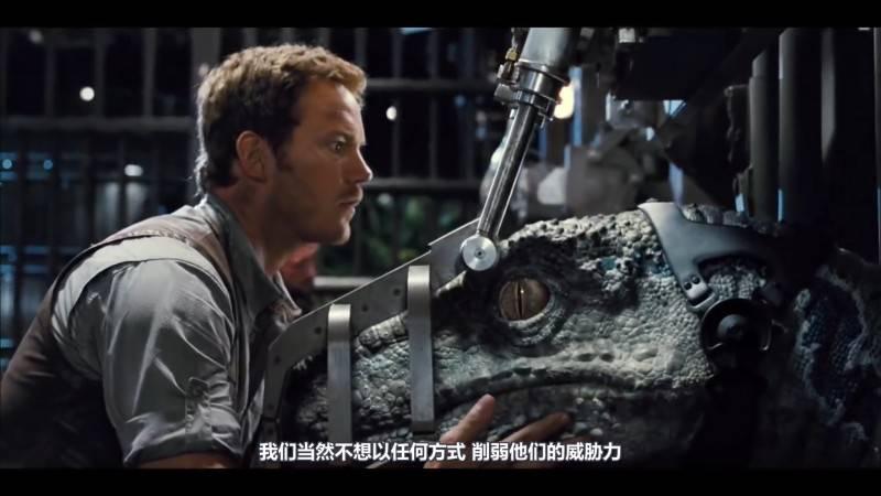 【R 站译制】中文字幕 CG&VFX 《侏罗纪世界》工业光魔(ILM)幕后视效解析 JURASSIC WORLD 视频教程 免费观看 - R 站|学习使我快乐! - 2