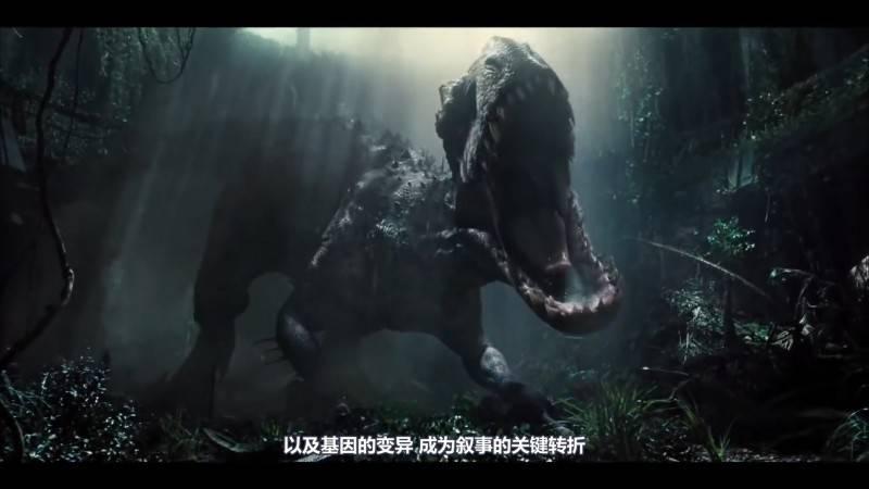 【R 站译制】中文字幕 CG&VFX 《侏罗纪世界》工业光魔(ILM)幕后视效解析 JURASSIC WORLD 视频教程 免费观看 - R 站|学习使我快乐! - 4