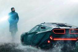 3D模型: 《银翼杀手2049》飞行器 Blade Runner Spinner  (.C4D格式/含纹理贴图) 免费下载