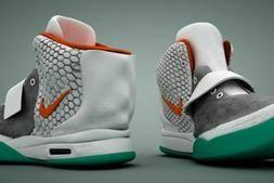 3D模型: 耐克篮球鞋 Nike Basket (.c4d格式)