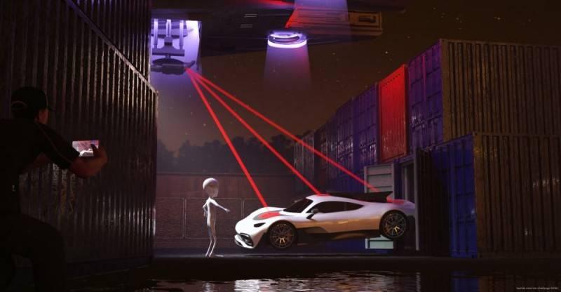 Hum3D第五届 2018年度最佳汽车渲染大赛 Car Render Challenge 2018 作品欣赏 多图慎入 - R站|学习使我快乐! - 6