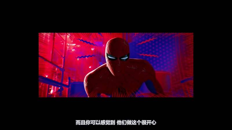 【R站译制】中文字幕 CG&VFX 《蜘蛛侠·平行宇宙》漫威&Sony影业联合大作 幕后视效解析 Spider Man- Into The Spider 视频教程 免费观看 - R站|学习使我快乐! - 7