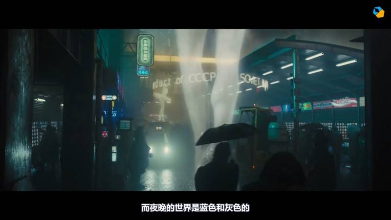 【R站译制】中文字幕 CG&VFX《银翼杀手2049》导演与摄影技术的秘密 Blade Runner 2049 视频教程 免费观看 - R站|学习使我快乐! - 11