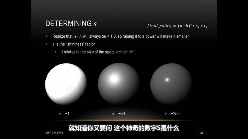 【R站译制】中文字幕《灯光宝典系列》OpenGL的灯光概念&数学原理 视频教程 - R站|学习使我快乐! - 3