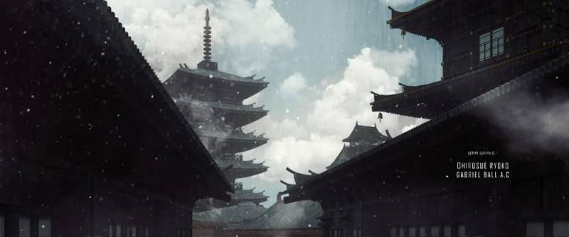 【乐毅Axel】又现国内大佬神作 《小林清美-劍與火》KIYOMI KOBAYASHI—The story of geisha 作品赏析 - R站|学习使我快乐! - 16