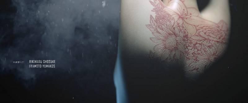【乐毅Axel】又现国内大佬神作 《小林清美-劍與火》KIYOMI KOBAYASHI—The story of geisha 作品赏析 - R站|学习使我快乐! - 14