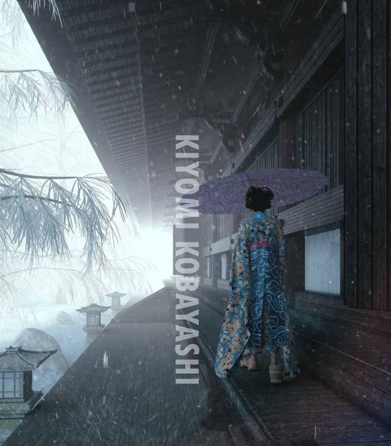 【乐毅Axel】又现国内大佬神作 《小林清美-劍與火》KIYOMI KOBAYASHI—The story of geisha 作品赏析 - R站|学习使我快乐! - 12