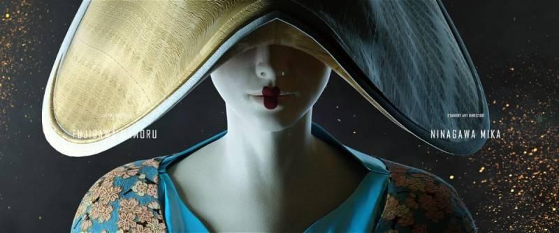【乐毅Axel】又现国内大佬神作 《小林清美-劍與火》KIYOMI KOBAYASHI—The story of geisha 作品赏析 - R站|学习使我快乐! - 18