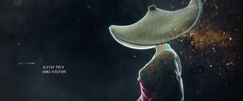 【乐毅Axel】又现国内大佬神作 《小林清美-劍與火》KIYOMI KOBAYASHI—The story of geisha 作品赏析 - R站|学习使我快乐! - 19