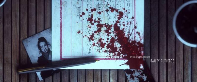 【乐毅Axel】又现国内大佬神作 《小林清美-劍與火》KIYOMI KOBAYASHI—The story of geisha 作品赏析 - R站|学习使我快乐! - 39
