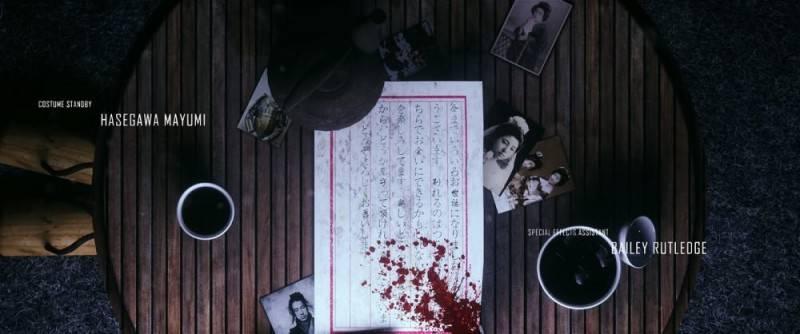 【乐毅Axel】又现国内大佬神作 《小林清美-劍與火》KIYOMI KOBAYASHI—The story of geisha 作品赏析 - R站|学习使我快乐! - 38