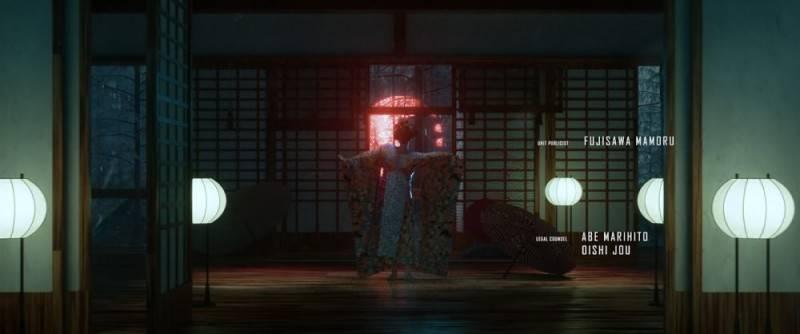 【乐毅Axel】又现国内大佬神作 《小林清美-劍與火》KIYOMI KOBAYASHI—The story of geisha 作品赏析 - R站|学习使我快乐! - 32