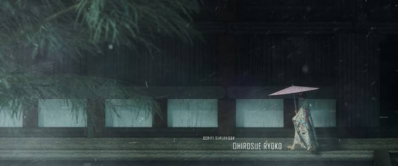 【乐毅Axel】又现国内大佬神作 《小林清美-劍與火》KIYOMI KOBAYASHI—The story of geisha 作品赏析 - R站|学习使我快乐! - 26