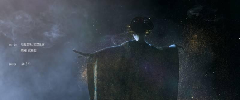 【乐毅Axel】又现国内大佬神作 《小林清美-劍與火》KIYOMI KOBAYASHI—The story of geisha 作品赏析 - R站|学习使我快乐! - 23