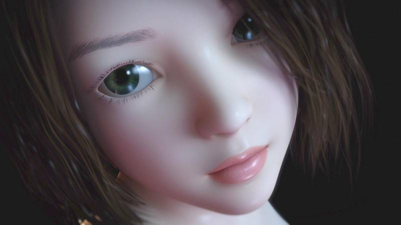 【Mr.R】泥萌要的小姐姐模型来了 Daz & Cinema 4D & Arnold 工程文件 免费下载 - R站|学习使我快乐! - 2