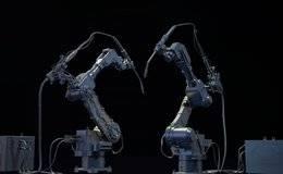 3D模型:工业机械手臂零组件3D模型资源包 Indsutrial Welding Arm (.OBJ/.FBX/.MAX格式) 免费下载