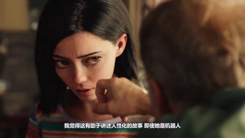 【R站译制】中文字幕 CG&VFX《阿利塔·战斗天使》幕后视效解析 由《铳梦》改编 卡梅隆最新巨作 Alita Battle Angel 视频教程 免费观看 - R站|学习使我快乐! - 3