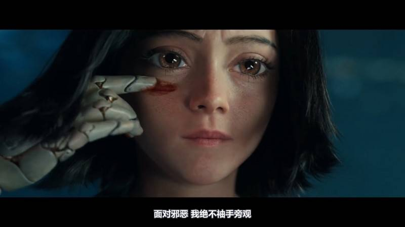 【R站译制】中文字幕 CG&VFX《阿利塔·战斗天使》幕后视效解析 由《铳梦》改编 卡梅隆最新巨作 Alita Battle Angel 视频教程 免费观看 - R站|学习使我快乐! - 13