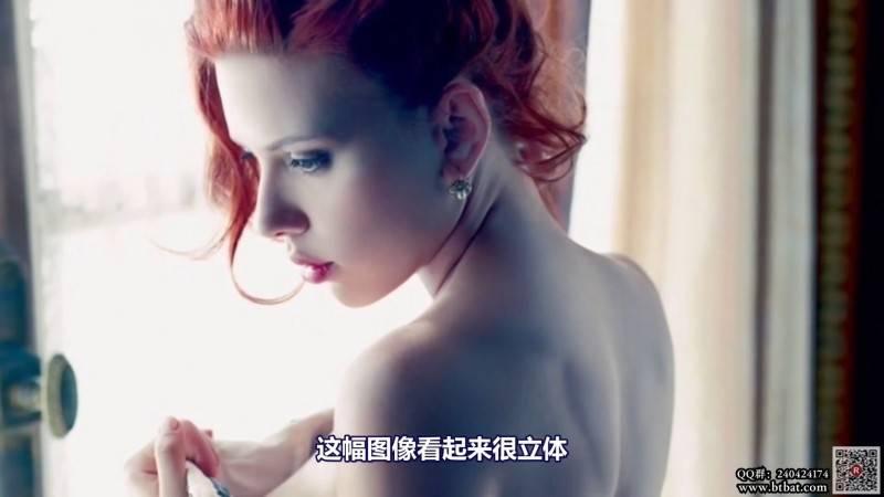 【R站译制】中文字幕《灯光宝典系列》好莱坞巨星 斯嘉丽·约翰逊 Scarlett Johansson 杂志照片解析  视频教程 - R站|学习使我快乐! - 2
