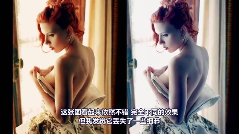 【R站译制】中文字幕《灯光宝典系列》好莱坞巨星 斯嘉丽·约翰逊 Scarlett Johansson 杂志照片解析  视频教程 - R站|学习使我快乐! - 3