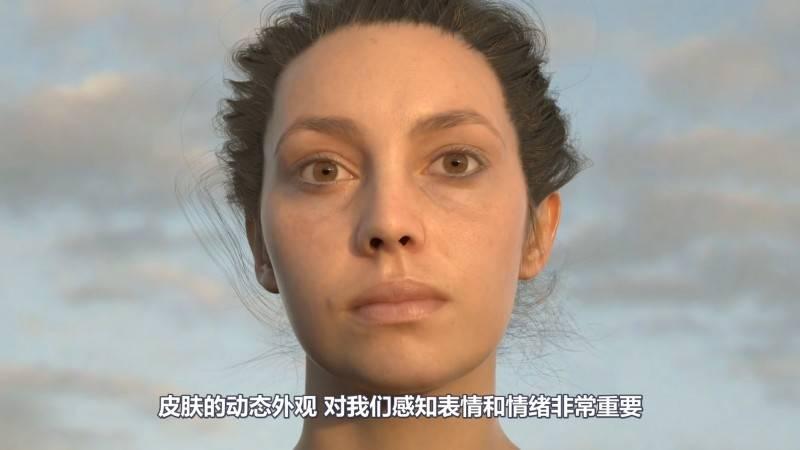 【R站译制】中文字幕《皮肤微观结构与置换贴图》Skin Texture 角色材质技法必备 (更新皮肤拉伸模拟) 视频教程 免费观看 - R站|学习使我快乐! - 2