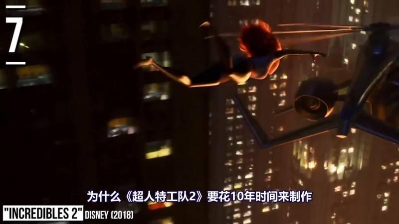【R站译制】中文字幕 CG&VFX《皮克斯与迪士尼的25个不同之处》Pixar & Disney  欢喜冤家 相爱相杀 视频教程 免费观看 - R站|学习使我快乐! - 5
