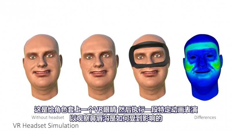 【R站译制】中文字幕 CG&VFX《基于物理的人脸建模与动画》Physics-based Face 视频教程 免费观看 - R站|学习使我快乐! - 4