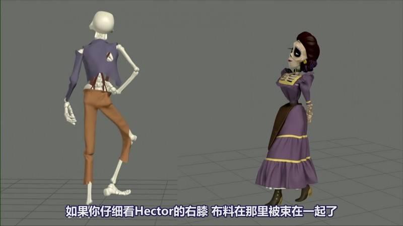 【VIP专享】中文字幕 《如何让寻梦环游记的骷髅变得活灵活现》Coco's Skeletons 来自皮克斯动画导演的创作过程解析 视频教程 - R站|学习使我快乐! - 2