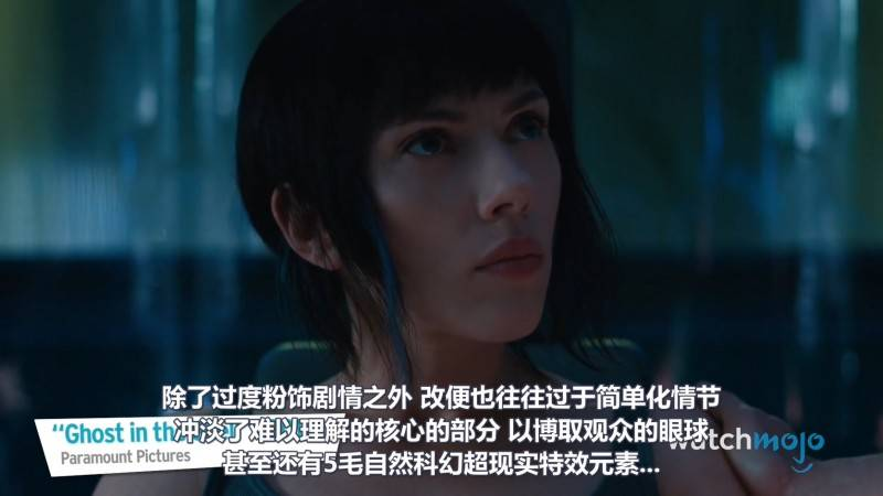 【R站译制】中文字幕 CG&VFX《阿利塔·战斗天使》惊为天人的十个原因 Alita Battle Angel 视频教程 免费观看 - R站|学习使我快乐! - 5