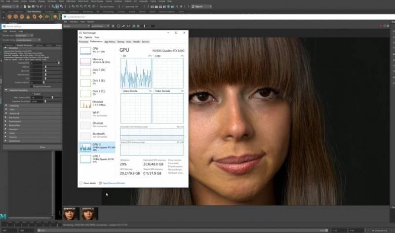 喜大普奔,阿诺德渲染器 Arnold 5.3 GPU 终于来了 最新版本新特性介绍及升级内容! - R站|学习使我快乐! - 2