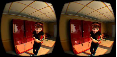 Arnold(C4DToA)阿诺德渲染教程(112):VR虚拟摄像机(VR Camera) - R站|学习使我快乐! - 1