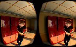 Arnold(C4DToA)阿诺德渲染教程(112):VR虚拟摄像机(VR Camera)