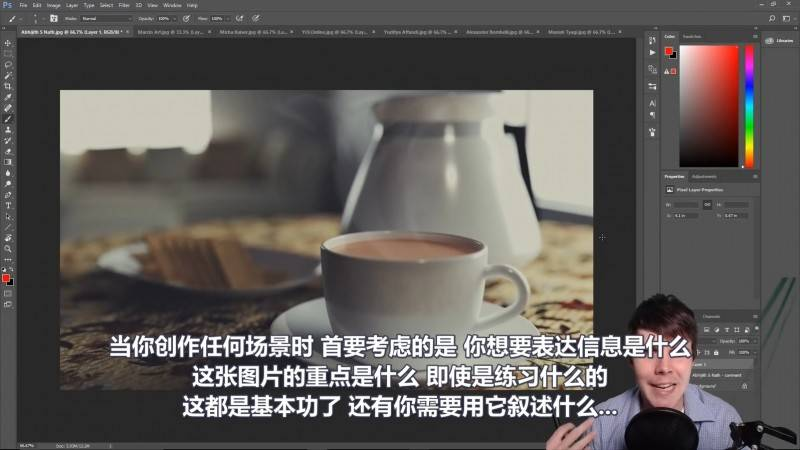 【VIP专享】中文字幕 CG&VFX《提升渲染效果的秘密》Improve Render 7个渲染案例解析 视频教程 - R站|学习使我快乐! - 2