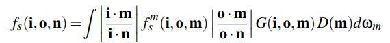欧洲图形绘制研讨会文献:在粗糙表面上折射的微表面模型(Microfacet Models for Refraction through Rough Surfaces) (附:原文下载) - R站|学习使我快乐! - 13