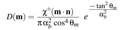 欧洲图形绘制研讨会文献:在粗糙表面上折射的微表面模型(Microfacet Models for Refraction through Rough Surfaces) (附:原文下载) - R站|学习使我快乐! - 44