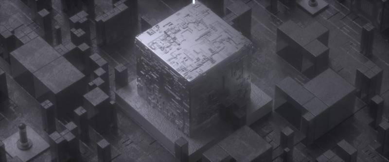 【R站Seven Panda】C4D & Octane教程《魔方光效动画》Magic Cube Light 视频教程 免费观看 - R站|学习使我快乐! - 2