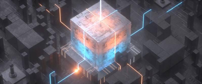 【R站Seven Panda】C4D & Octane教程《魔方光效动画》Magic Cube Light 视频教程 免费观看 - R站|学习使我快乐! - 4