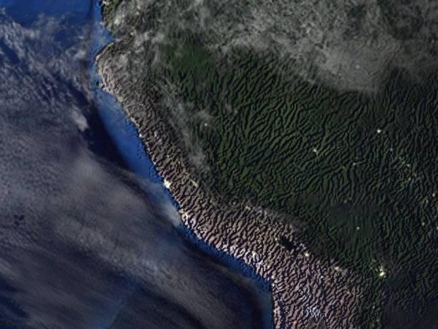 3D模型:来自NASA真实的3D地球模型 Realistic Planet Earth 含贴图 (.OBJ/.MAX./.3ds格式) 免费下载 - R站 学习使我快乐! - 2